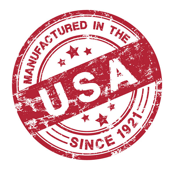 St. Louis - Manufactured in the USA